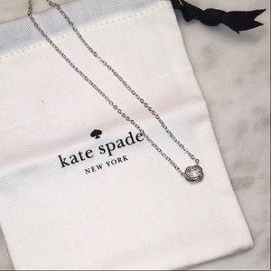 Kate Spade Infiniti & Beyond knot Mini Pendant